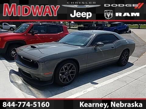 2019 Dodge Challenger for sale at MIDWAY CHRYSLER DODGE JEEP RAM in Kearney NE