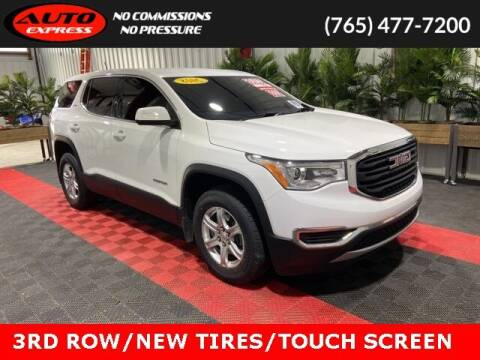 2018 GMC Acadia for sale at Auto Express in Lafayette IN