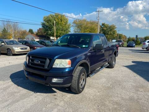 2004 Ford F-150 for sale at US5 Auto Sales in Shippensburg PA