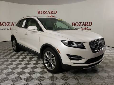 2019 Lincoln MKC for sale at BOZARD FORD in Saint Augustine FL