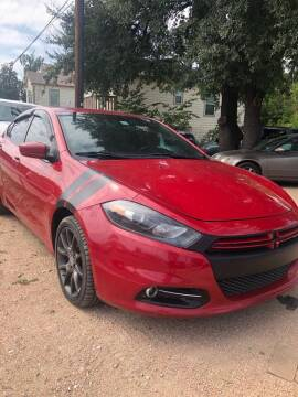 2013 Dodge Dart for sale at S & J Auto Group in San Antonio TX