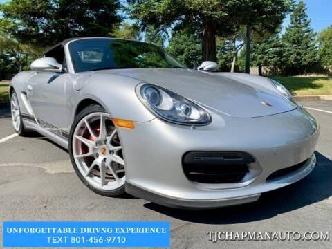 2011 Porsche Boxster for sale at TJ Chapman Auto in Salt Lake City UT