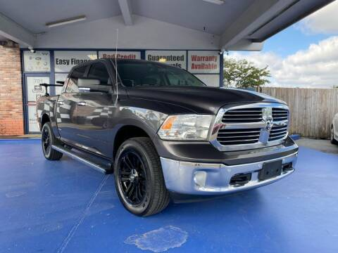 2016 RAM Ram Pickup 1500 for sale at ELITE AUTO WORLD in Fort Lauderdale FL