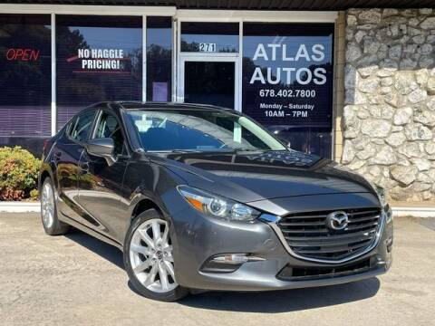 2017 Mazda MAZDA3 for sale at ATLAS AUTOS in Marietta GA