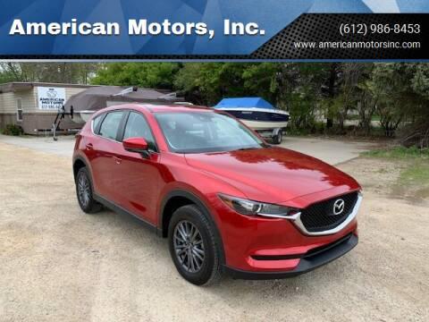 2017 Mazda CX-5 for sale at American Motors, Inc. in Farmington MN