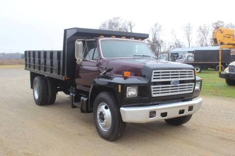 1991 Ford F-700 for sale at Vehicle Network - Fat Daddy's Truck Sales in Goldsboro NC