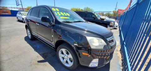 2008 Saturn Vue for sale at Juniors Auto Sales in Tucson AZ