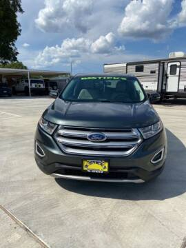 2015 Ford Edge for sale at Bostick's Auto & Truck Sales LLC in Brownwood TX