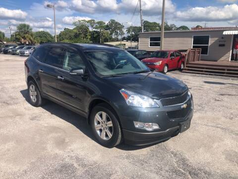 2011 Chevrolet Traverse for sale at Friendly Finance Auto Sales in Port Richey FL
