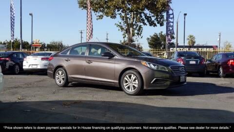 2016 Hyundai Sonata for sale at Westland Auto Sales in Fresno CA
