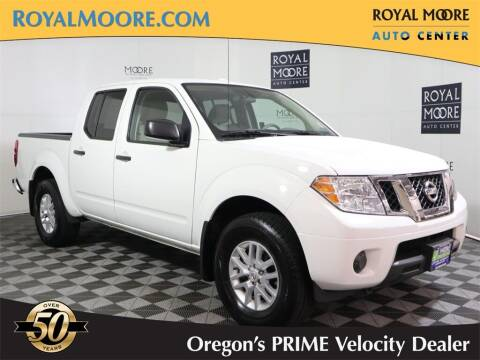 2018 Nissan Frontier for sale at Royal Moore Custom Finance in Hillsboro OR