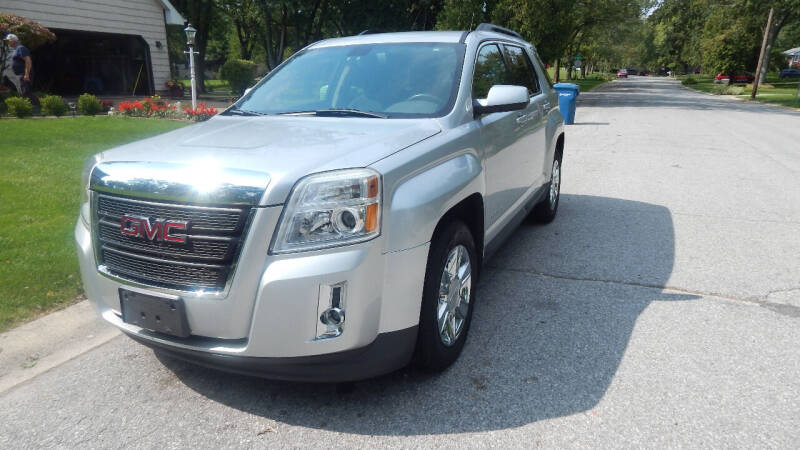 2011 GMC Terrain for sale at National Vehicle Brokers in Merrillville IN