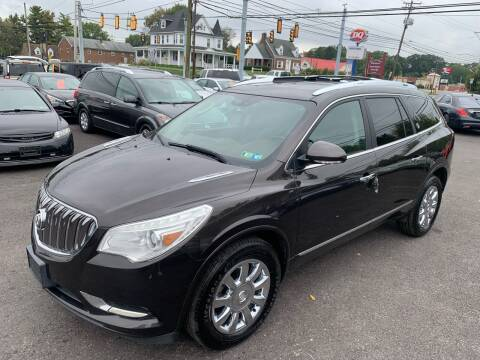 2013 Buick Enclave for sale at Masic Motors, Inc. in Harrisburg PA