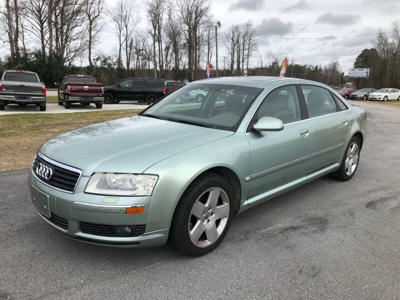 2004 Audi A8 L for sale at IH Auto Sales in Jacksonville NC