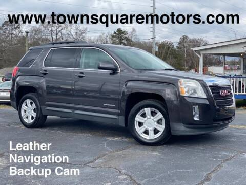 2015 GMC Terrain for sale at Town Square Motors in Lawrenceville GA
