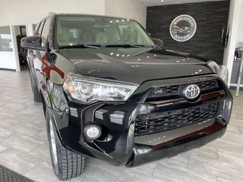 2015 Toyota 4Runner for sale at Evolution Autos in Whiteland IN