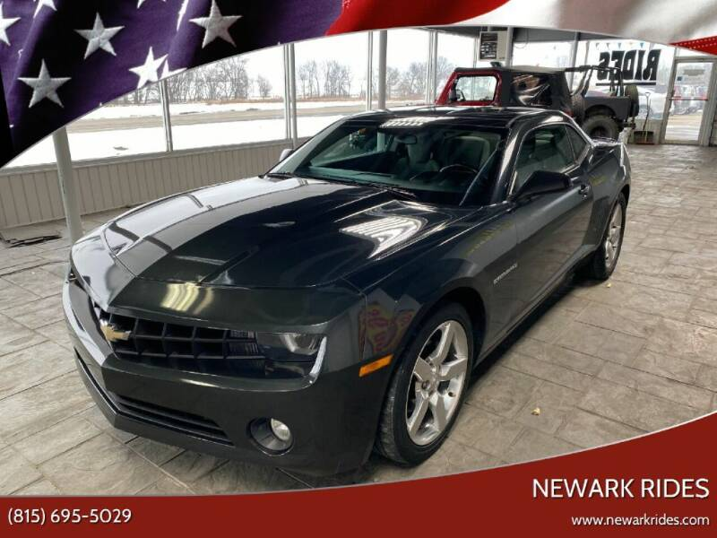 2013 Chevrolet Camaro for sale at Newark Rides in Newark IL