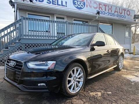 2014 Audi A4 for sale at 355 North Auto in Lombard IL