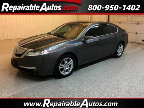 2009 Acura TL for sale at Ken's Auto in Strasburg ND
