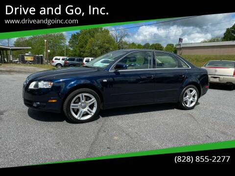 2007 Audi A4 for sale at Drive and Go, Inc. in Hickory NC