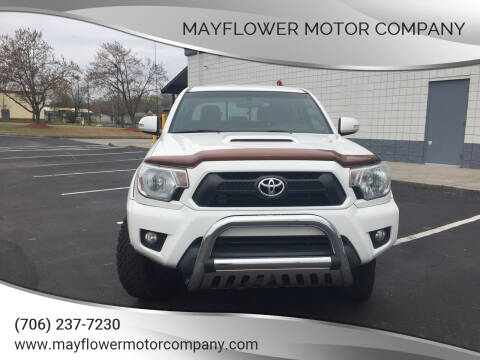 2013 Toyota Tacoma for sale at Mayflower Motor Company in Rome GA