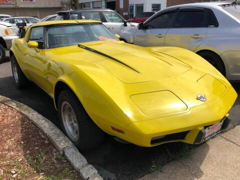 1978 Chevrolet Corvette for sale at Bel Air Auto Sales in Milford CT