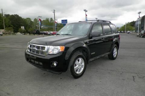 2008 Ford Escape for sale at Paniagua Auto Mall in Dalton GA