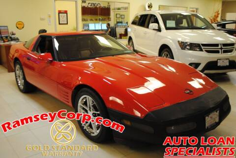 1991 Chevrolet Corvette for sale at Ramsey Corp. in West Milford NJ