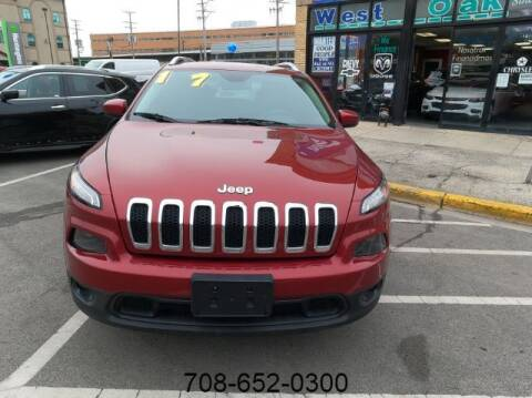 2017 Jeep Cherokee for sale at West Oak in Chicago IL