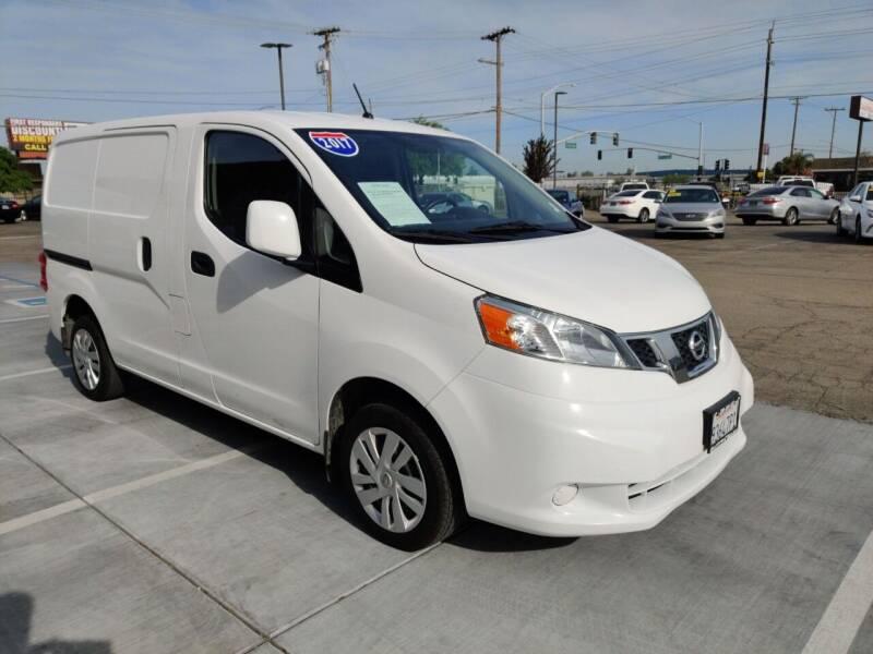 2017 Nissan NV200 for sale at California Motors in Lodi CA