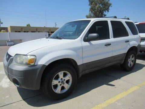 2007 Ford Escape for sale at Curry's Cars Powered by Autohouse - Auto House Tempe in Tempe AZ