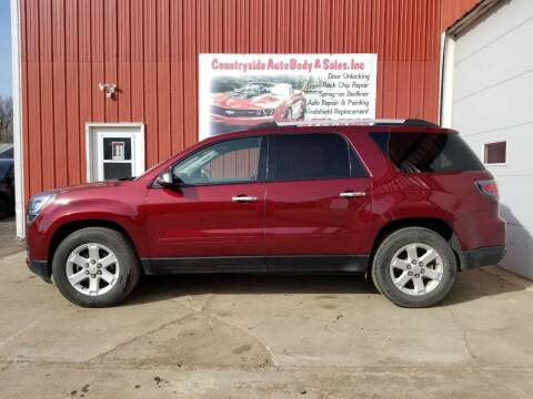 2016 GMC Acadia for sale at Countryside Auto Body & Sales, Inc in Gary SD