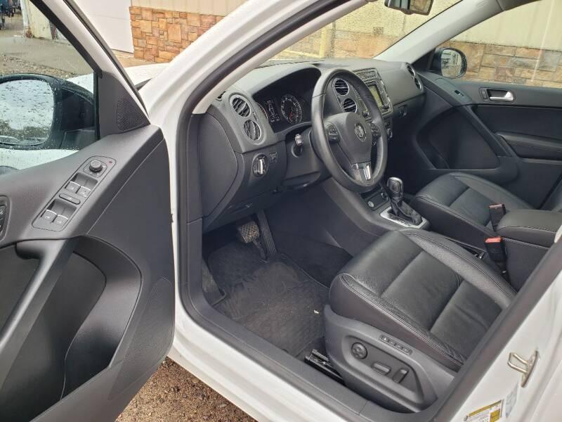 2017 Volkswagen Tiguan 2.0T Sport 4dr SUV - Mitchell NE