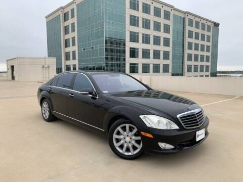 2008 Mercedes-Benz S-Class for sale at SIGNATURE Sales & Consignment in Austin TX