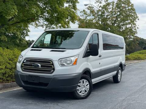 2016 Ford Transit Passenger for sale at William D Auto Sales in Norcross GA