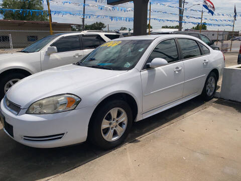 2013 Chevrolet Impala for sale at Bobby Lafleur Auto Sales in Lake Charles LA