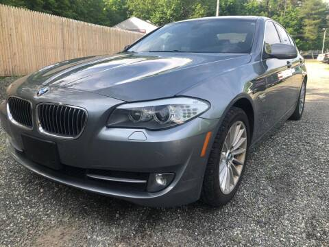2011 BMW 5 Series for sale at AMA Auto Sales LLC in Ringwood NJ