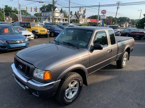 2005 Ford Ranger for sale at Masic Motors, Inc. in Harrisburg PA