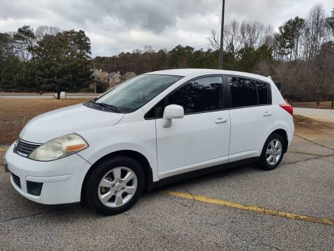2009 Nissan Versa for sale at WIGGLES AUTO SALES INC in Mableton GA