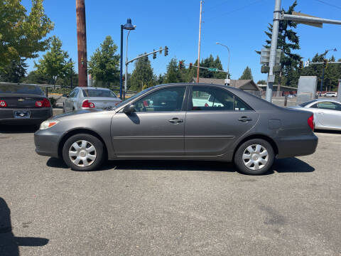 2004 Toyota Camry for sale at Valley Sports Cars in Des Moines WA