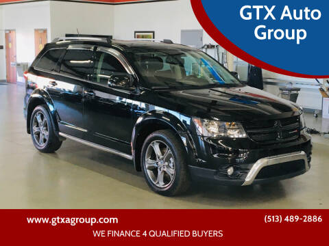 2016 Dodge Journey for sale at GTX Auto Group in West Chester OH
