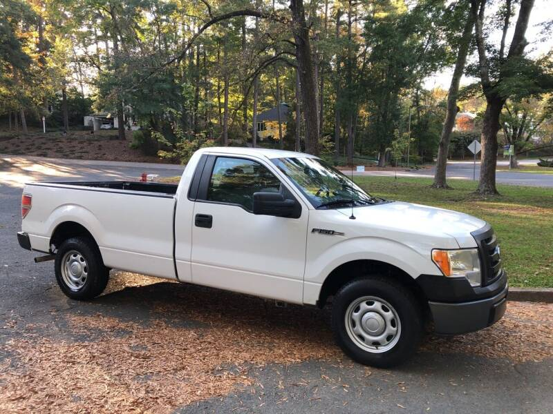 2011 Ford F-150 for sale at Bull City Auto Sales and Finance in Durham NC