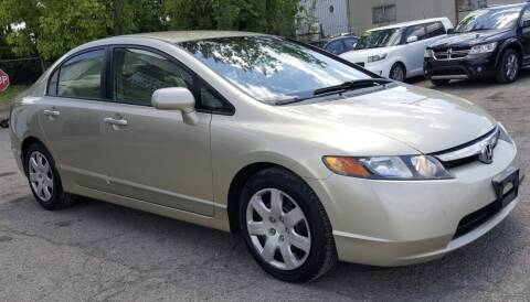 2007 Honda Civic for sale at Nile Auto in Columbus OH