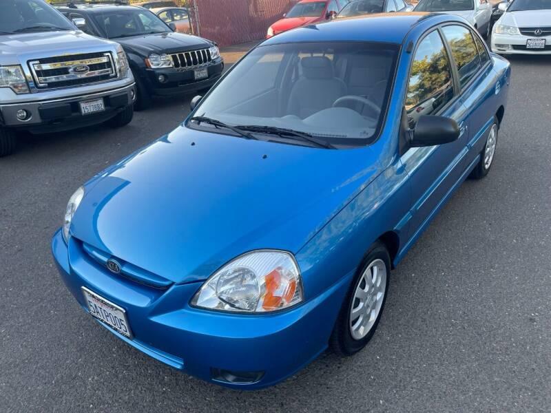 2003 Kia Rio for sale at C. H. Auto Sales in Citrus Heights CA