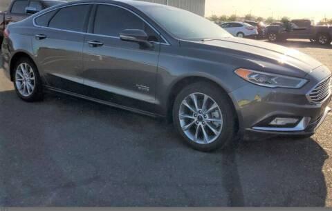 2017 Ford Fusion Energi for sale at Arizona Hybrid Cars in Scottsdale AZ
