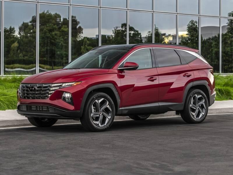 2022 Hyundai Tucson for sale in North Hampton, NH