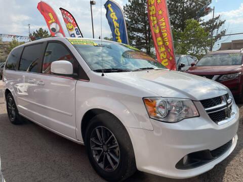 2017 Dodge Grand Caravan for sale at Duke City Auto LLC in Gallup NM