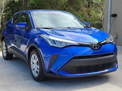 2020 Toyota C-HR for sale at Jeff's Auto Sales & Service in Port Charlotte FL