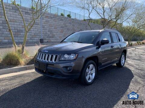 2016 Jeep Compass for sale at AUTO HOUSE TEMPE in Tempe AZ