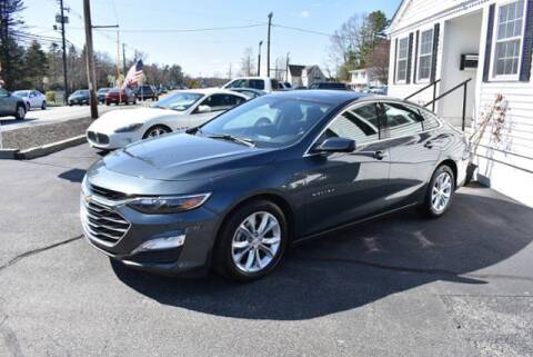 2021 Chevrolet Malibu for sale at AUTO ETC. in Hanover MA